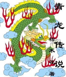 青龙传说之四御封面
